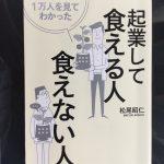 あなたはどっち?松尾昭仁さんの「起業して食える人・食えない人」